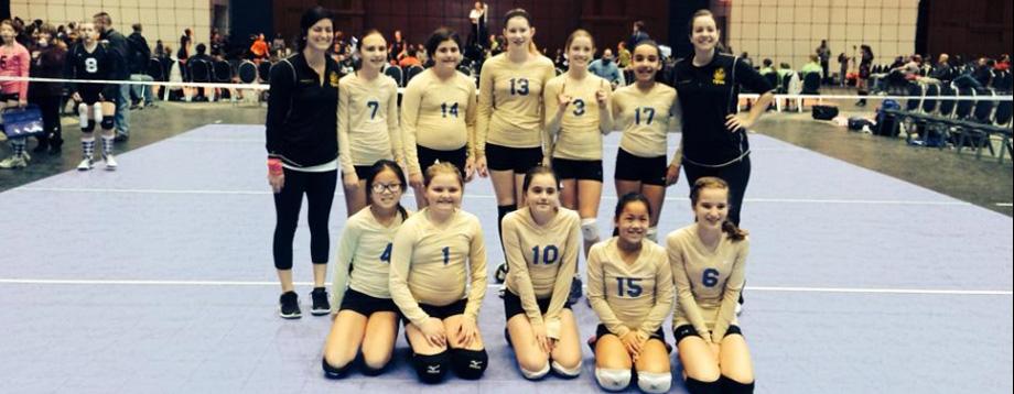 TEVA Girls victory!